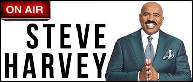 Steve Harvey Show 6a-10a